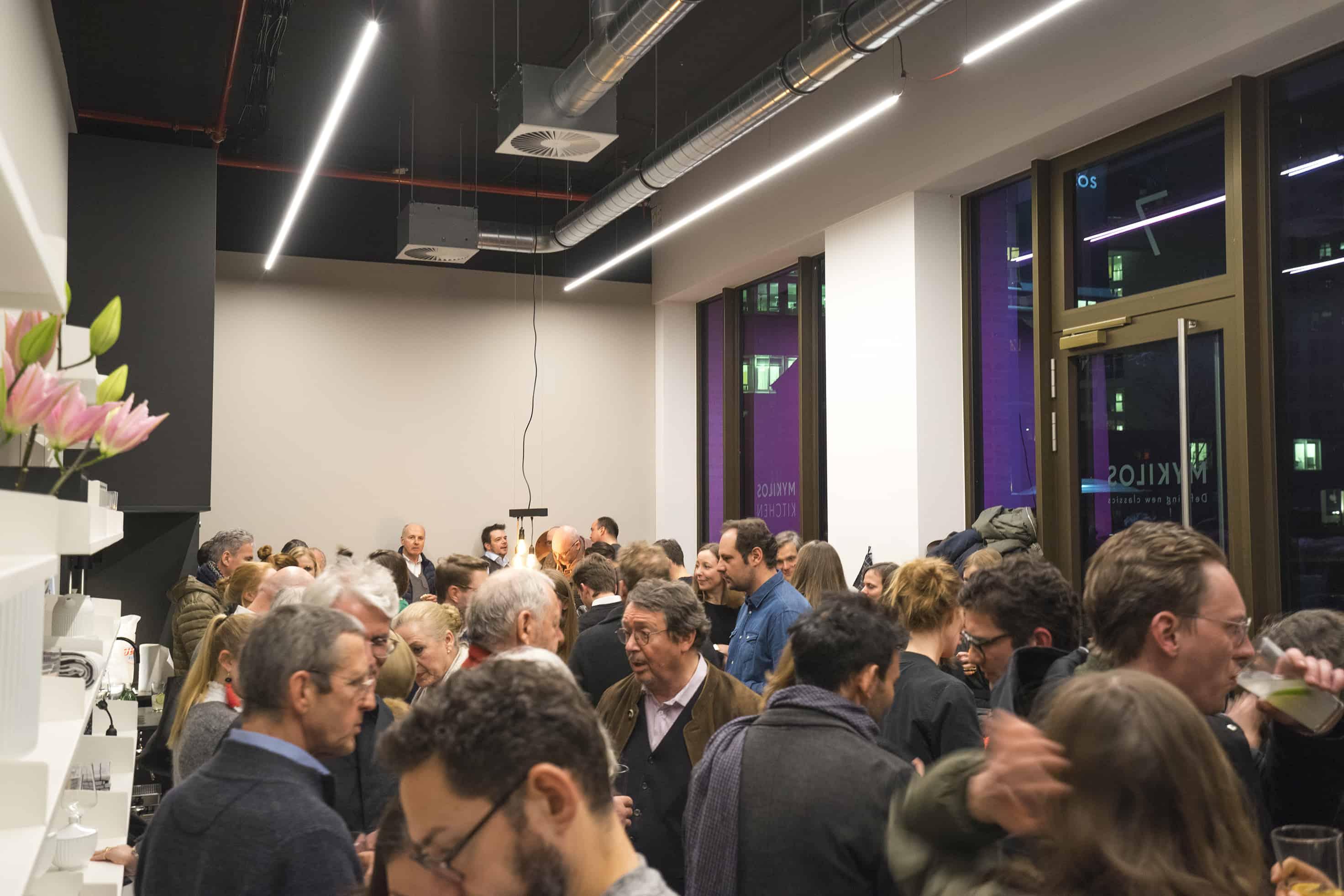 Opening event | MYKILOS Hamburg